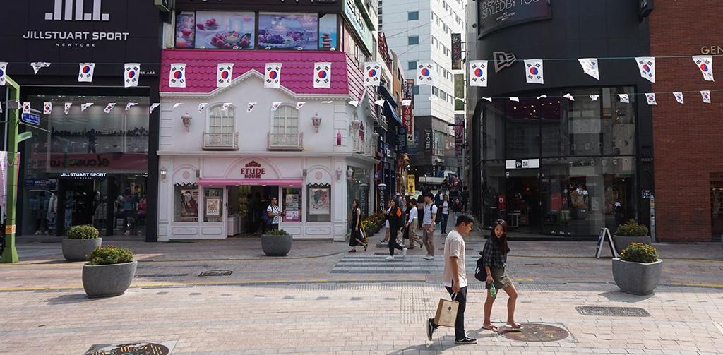 Coréen rencontres Busan